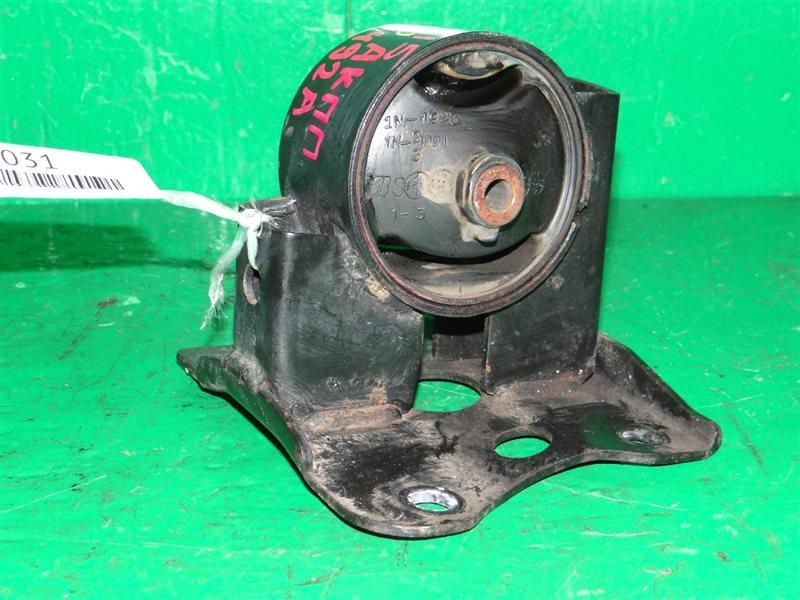 Подушка кпп Nissan Sunny FNB15 QG15DE левая