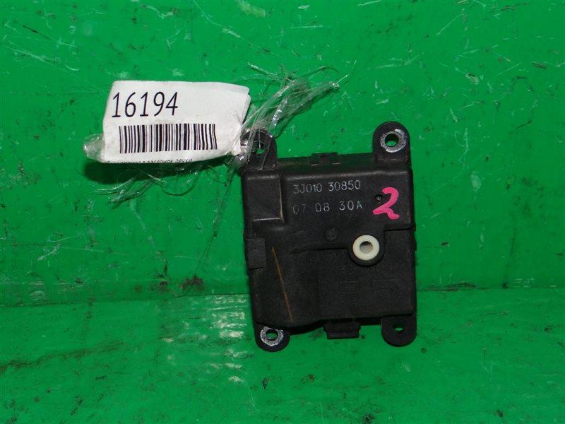 Сервопривод заслонок печки Nissan X-Trail NT31 3J010-30850