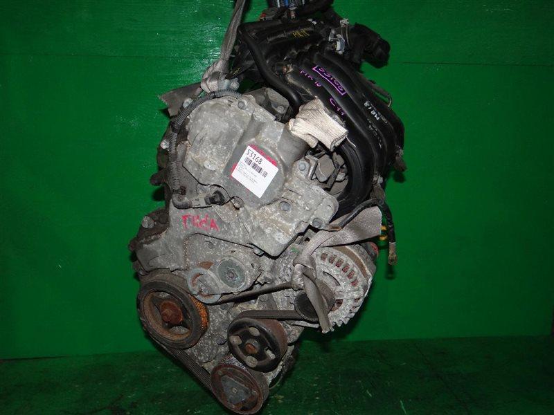 Двигатель Nissan Tiida SC11 MR18DE 057396A