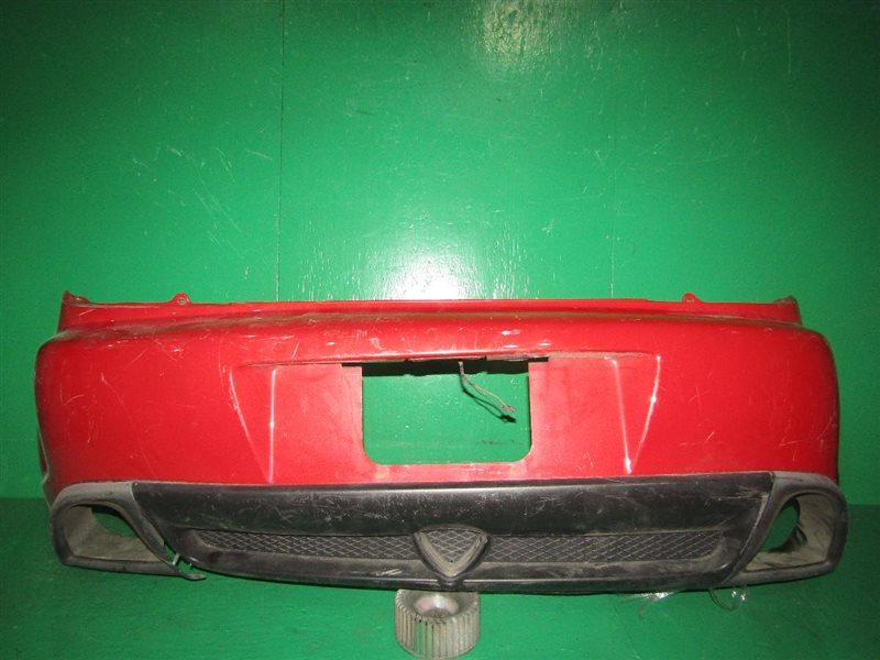 Бампер Mazda Rx8 SE3P 04.2003 задний