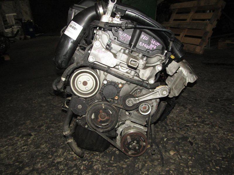 Двигатель Peugeot 207 EP6DTS 0039770