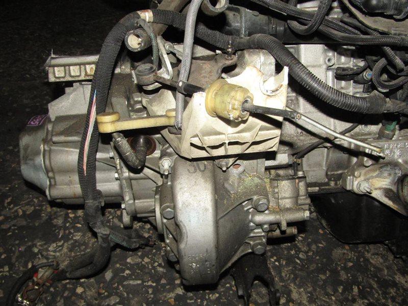 Мкпп Peugeot 207 EP6DTS 20DP34
