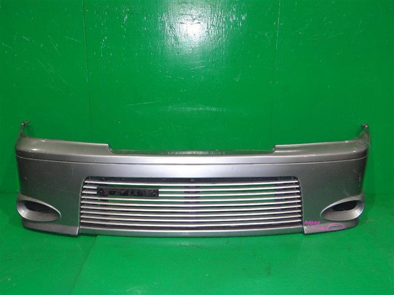 Бампер Nissan Cube Z10 02.1998 передний