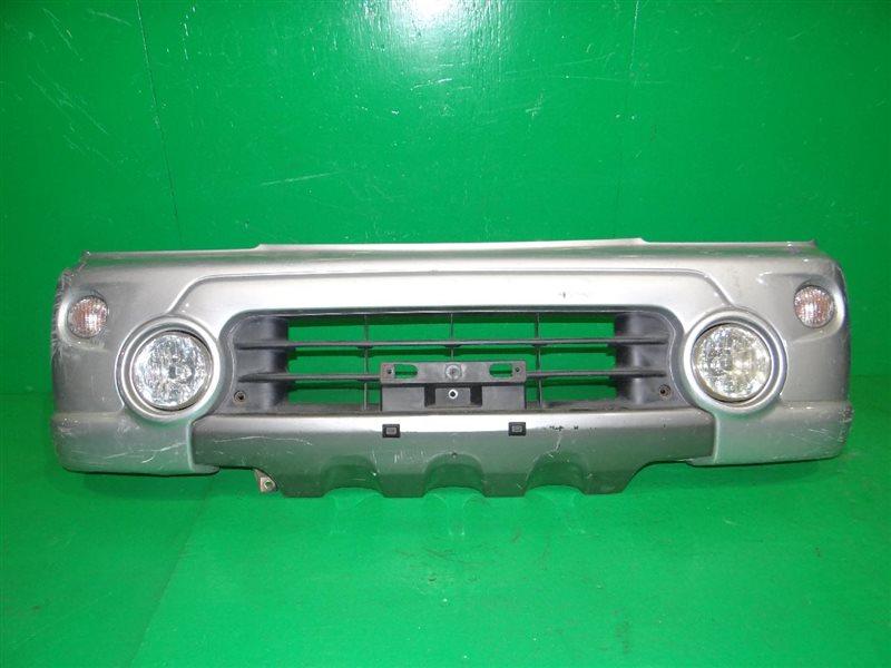 Бампер Daihatsu Terios Kid J111G 11.2000 передний