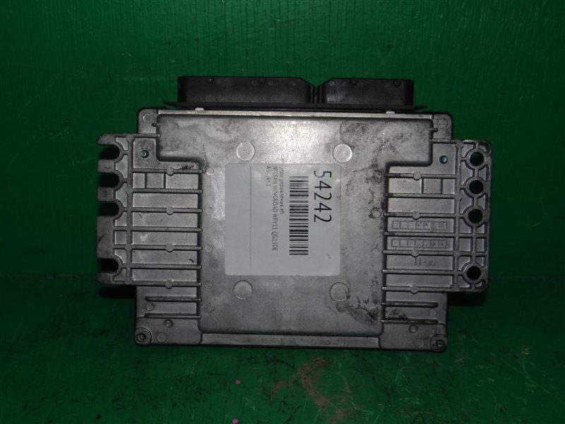 Блок управления efi Nissan Wingroad WFY11 QG15DE A56-V61 A2C