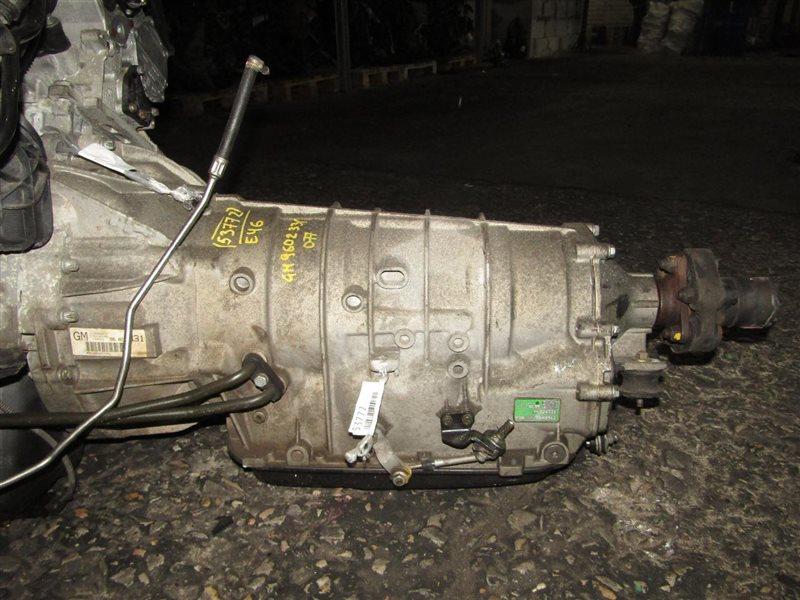 Акпп Bmw 3-Series E46 N42B20AB GM96024331