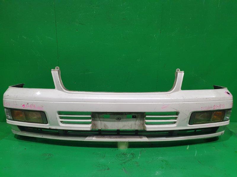 Бампер Nissan Cedric PY33 передний 21-69, 53-53