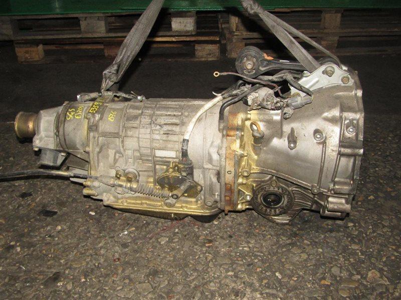 Акпп Subaru Forester SG5 EJ205 TV1B5MBYAB