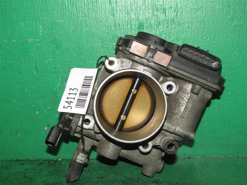 Дроссельная заслонка Subaru Forester SG5 EJ205 16112-AA002