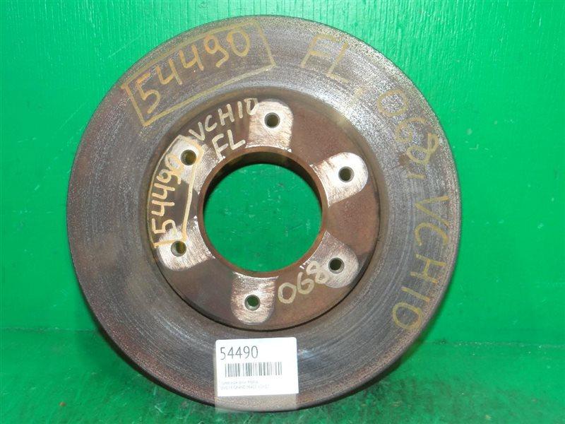 Тормозной диск Toyota Grand Hiace VCH10 передний