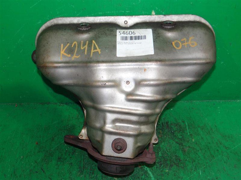 Коллектор выпускной Honda Step Wagon RF7 K24A