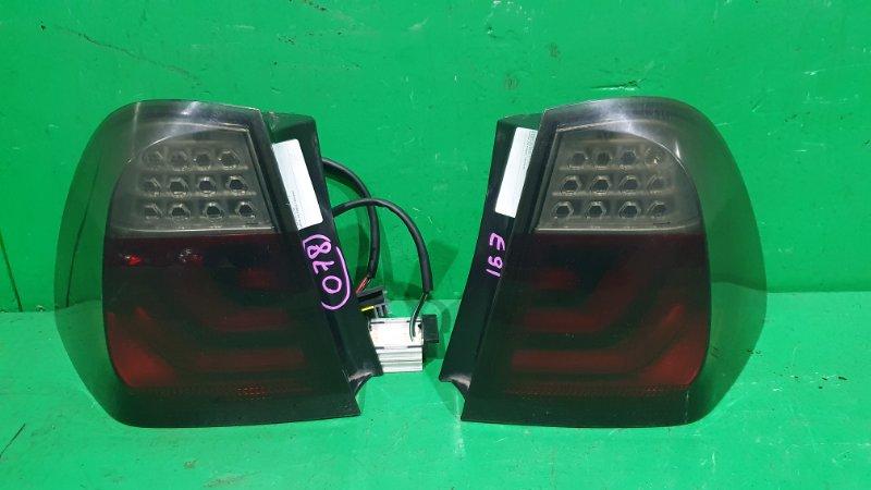Стоп-сигнал Bmw 3-Series E91 задний RSD200320