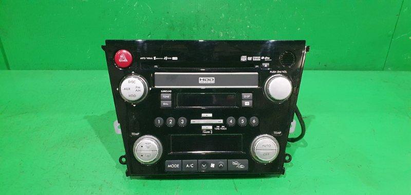 Климат-контроль Subaru Legacy BL5 05.2006 86271-AG910