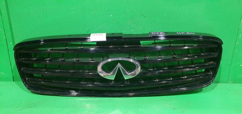 Решетка радиатора Infiniti Q45 HF50 01.2001