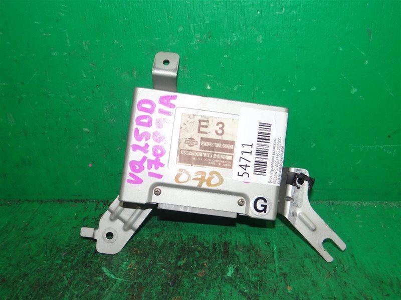 Блок управления автоматом Nissan Stagea M35 VQ25DD 31036-AQ000