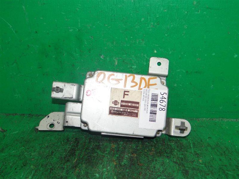 Блок управления автоматом Nissan Ad VY11 QG13DE 31036-WE400