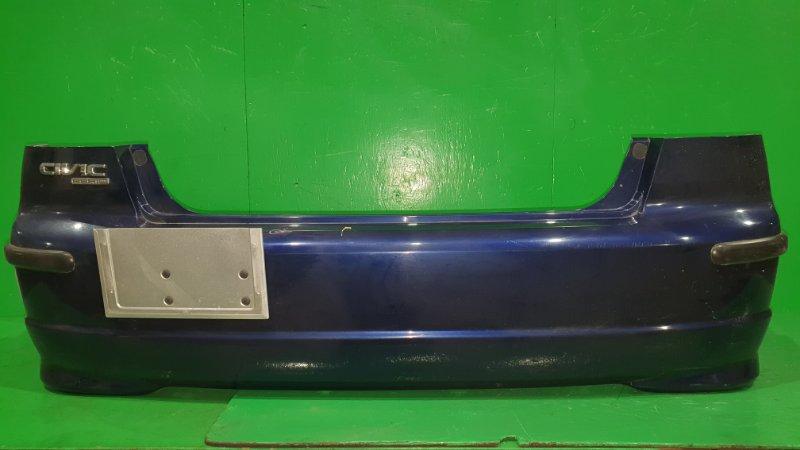 Бампер Honda Civic Ferio ES3 09.2003 задний