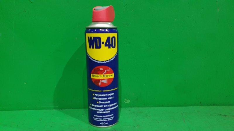 Wd40, 420 ml. Автохимия