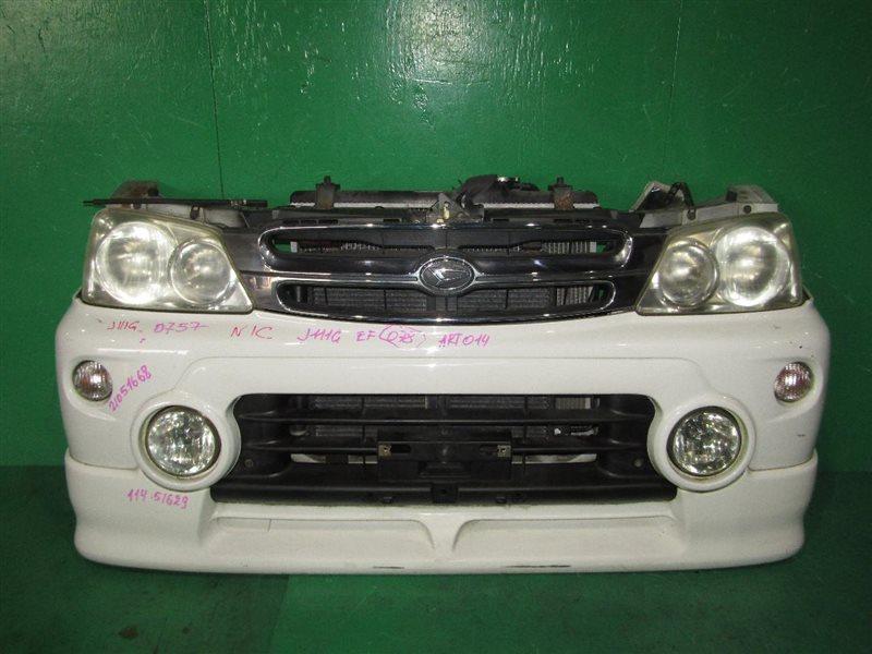 Nose cut Daihatsu Terios Kid J111G EF 11.2000 0757, 210-51668, 114-51629