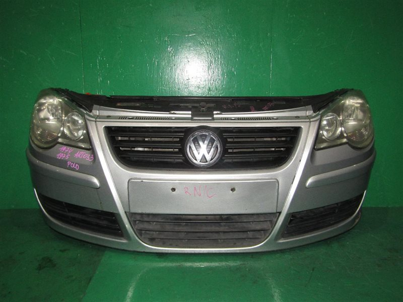 Nose cut Volkswagen Polo 9N3