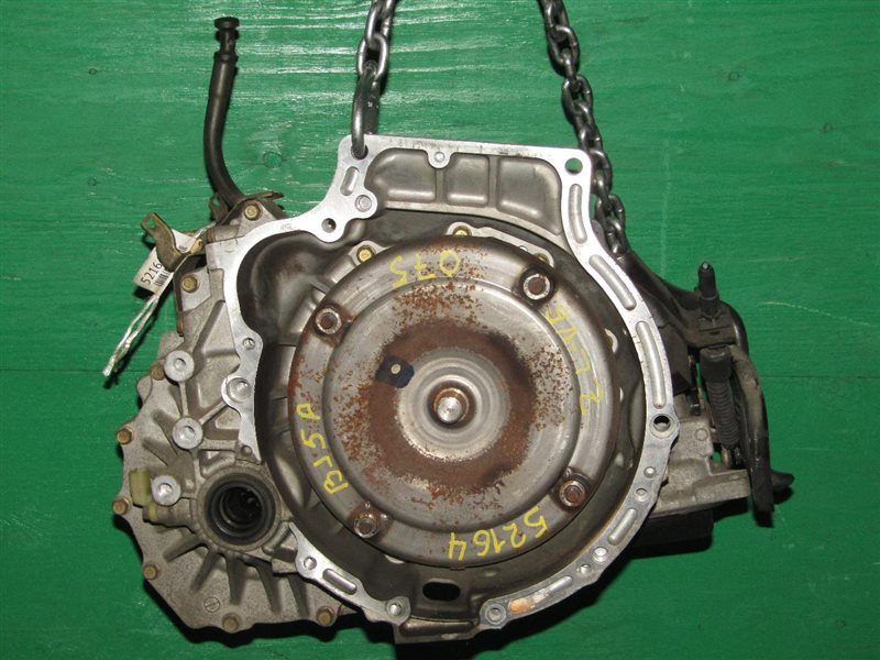 Акпп Mazda Familia BJ5P ZL-VE