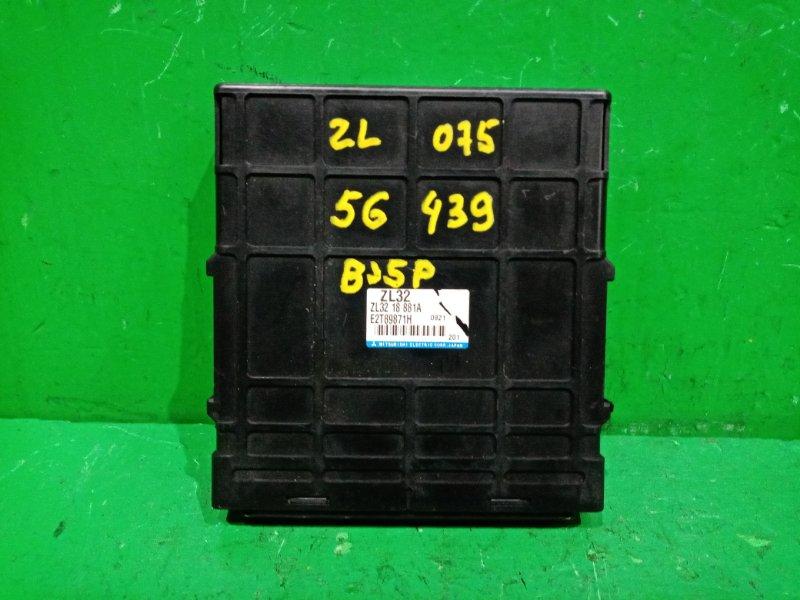 Блок управления efi Mazda Familia BJ5P ZL-VE