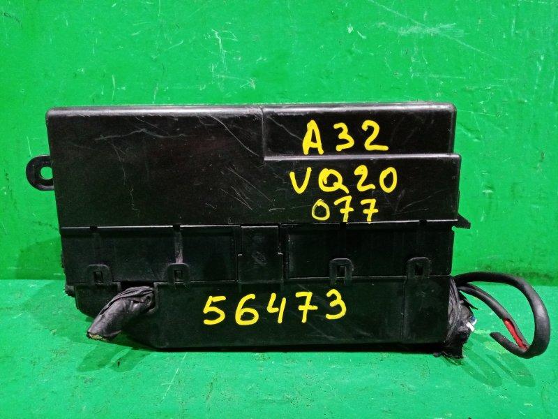 Блок предохранителей Nissan Cefiro A32 VQ20DE