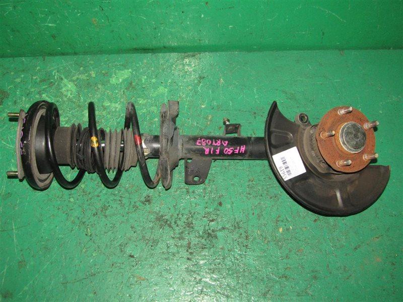 Стойка Nissan Cima HF50 передняя правая