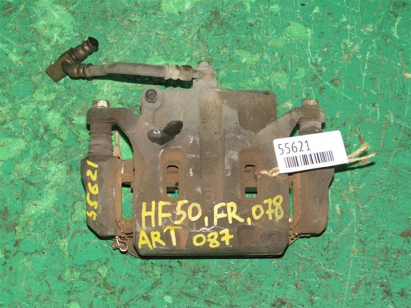 Суппорт Nissan Cima HF50 передний правый