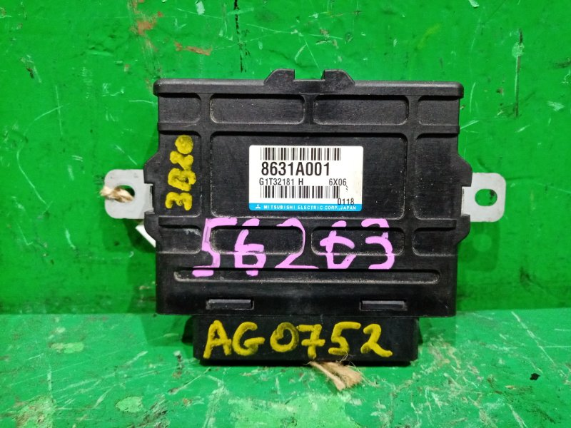 Блок управления автоматом Mitsubishi I HA1W 3B20 8631A001