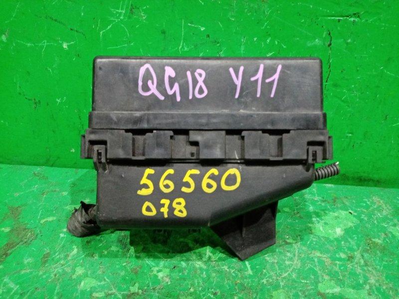 Блок предохранителей Nissan Ad VHNY11 QG18DE