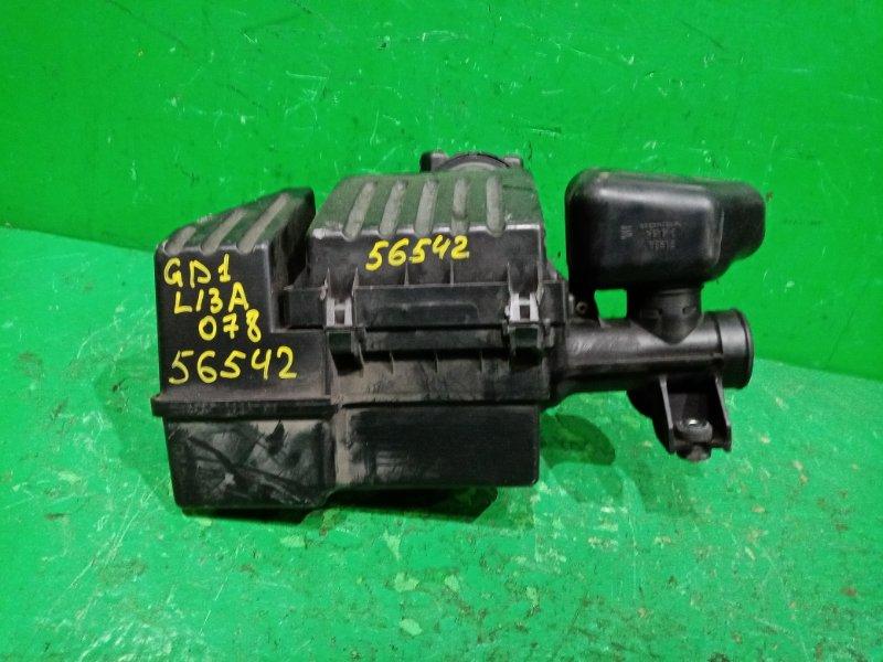 Корпус воздушного фильтра Honda Fit GD1 L13A