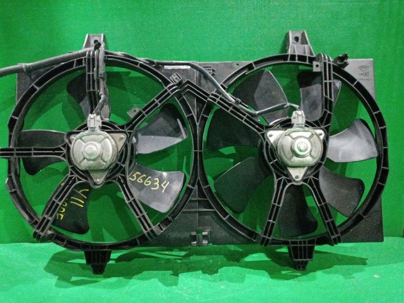Диффузор радиатора Nissan Ad VHNY11 QG18DE