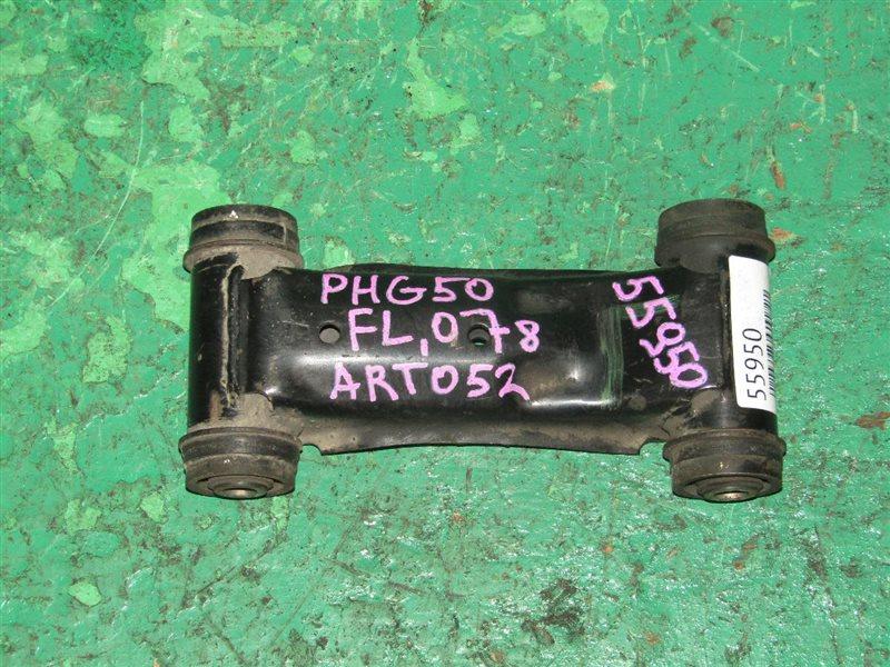 Рычаг Nissan President PHG50 12.1998 передний левый верхний