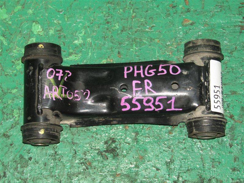 Рычаг Nissan President PHG50 12.1998 передний правый верхний