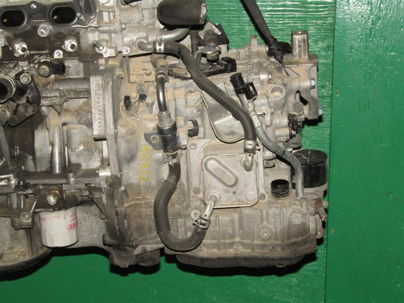 Акпп Nissan Note E12 HR12DDR RE0F11A
