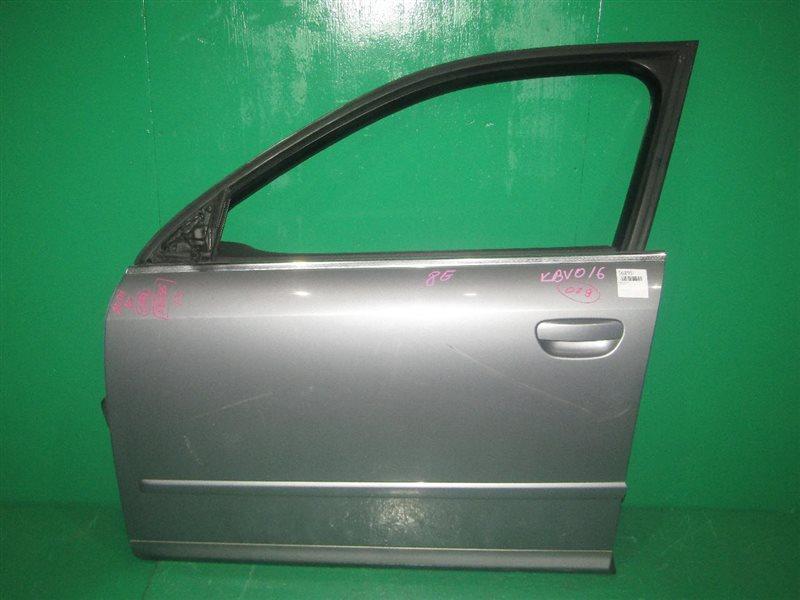 Дверь Audi A4 B6 11.2000 передняя левая