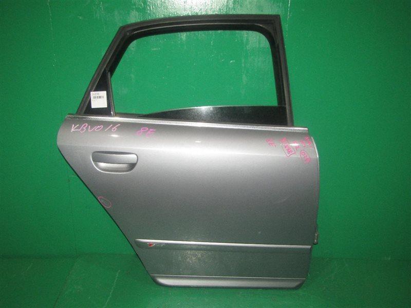 Дверь Audi A4 B6 11.2000 задняя правая