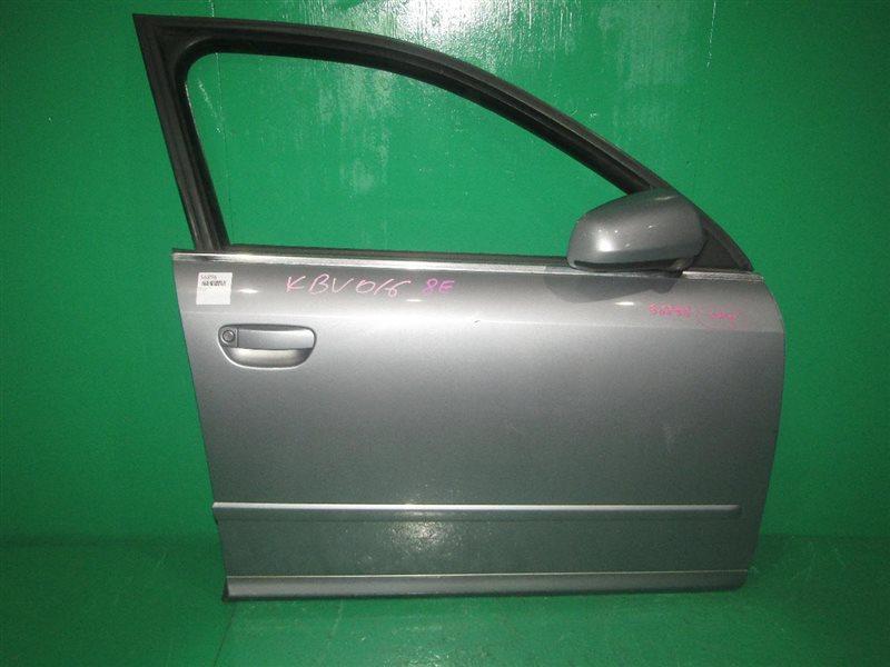 Дверь Audi A4 B6 11.2000 передняя правая