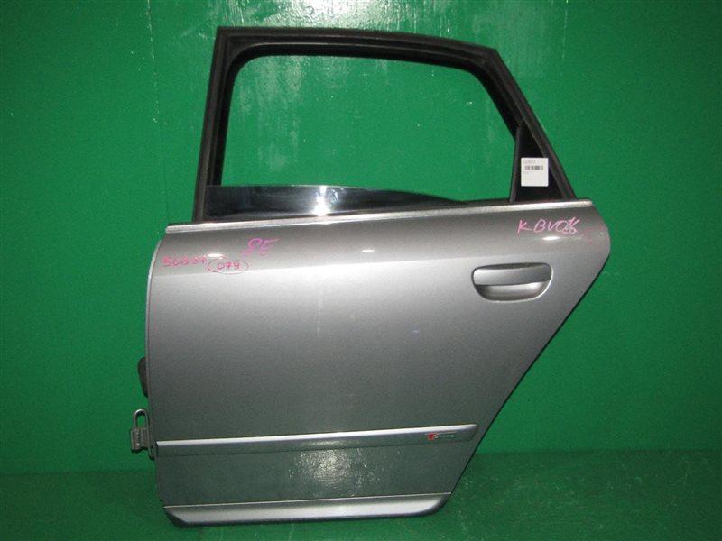 Дверь Audi A4 B6 11.2000 задняя левая