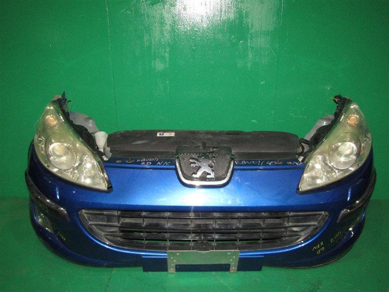 Nose cut Peugeot 407 6D XFV 04.2004