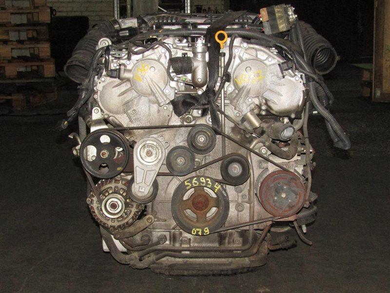 Двигатель Nissan Skyline KV36 VQ37VHR 005358A