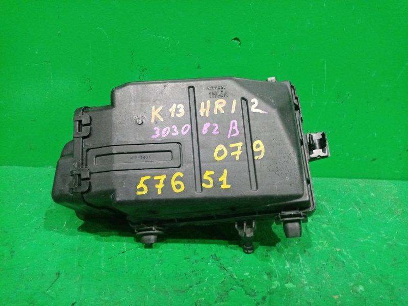 Корпус воздушного фильтра Nissan March K13 HR12DE