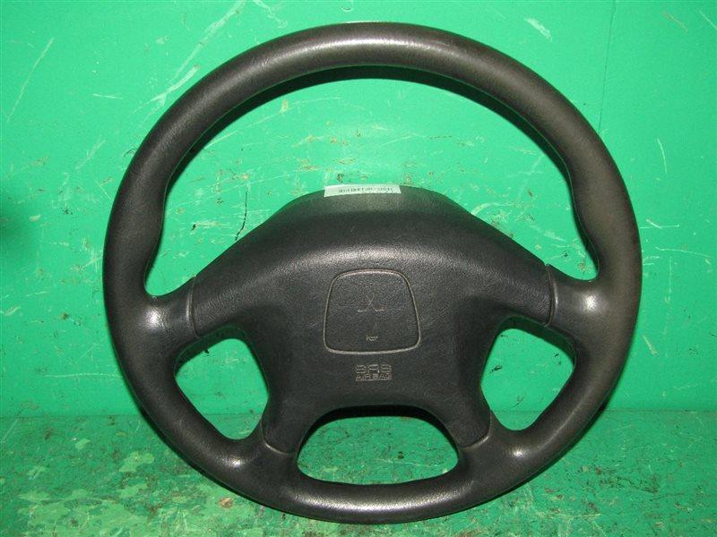 Airbag на руль Mitsubishi Pajero Io H77W