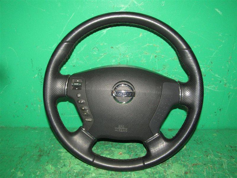 Airbag на руль Nissan Fuga PY50