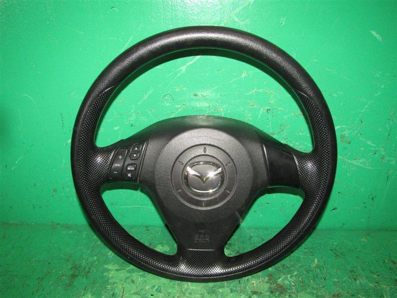 Airbag на руль Mazda Axela BK5P