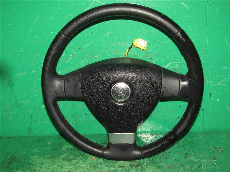 Airbag на руль Volkswagen Tiguan 5N1 12.2006