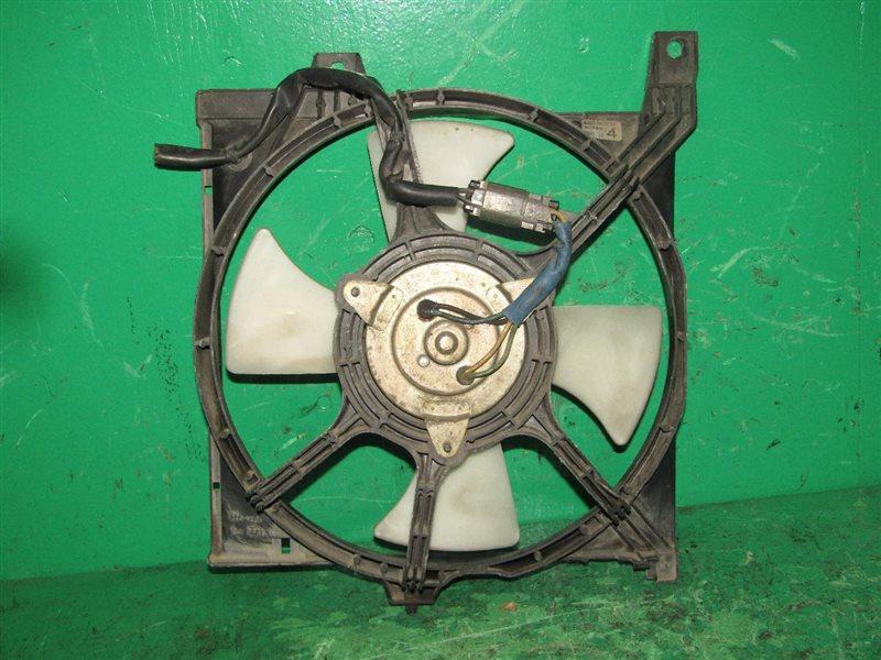 Диффузор радиатора Nissan Pulsar FN15 GA15DE правый