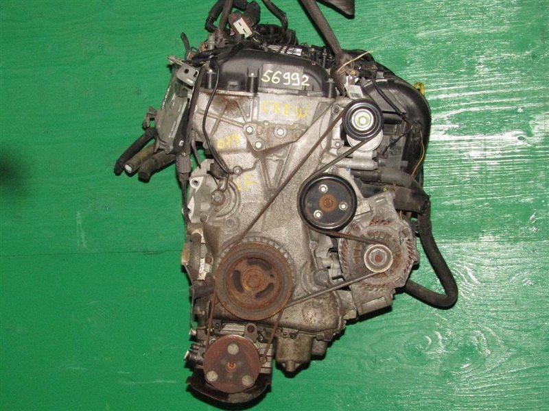 Двигатель Mazda Premacy CREW LF-DE 051708