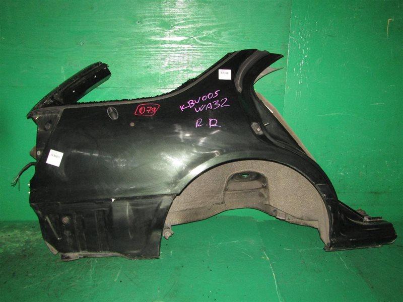 Крыло Nissan Cefiro Wagon WA32 заднее правое
